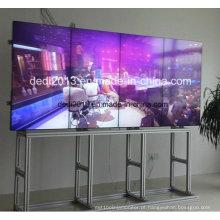 46 polegadas fizeram a parede video com a tela ultra fina de uma moldura estreita super de 5.3mm