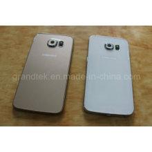 para o caso limpo transparente do telefone de Samsung Galaxy S6
