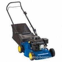 Lawn Mower with 460mm Cutting Width, Lightweight and Compact Structure