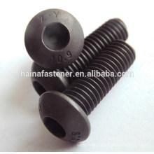 low carbon steel hexagon socket head cap screw iso7380
