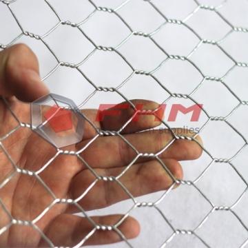 Galvanized After Weaving GAW Hexagonal Wire Netting