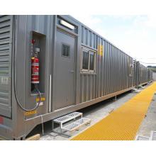 Modularer Container für Besprechungsräume