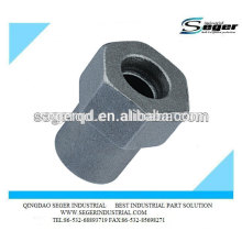 Supply Pipe Fitting Nuts Forging Steel Union Nut