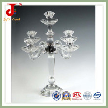 Crystal Candle Holder for Home Decorations