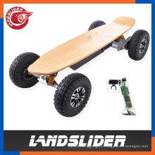 Мощный вездеходный скейтборд