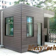Panel compuesto plástico de madera de la pared de casa de campo (WP03)