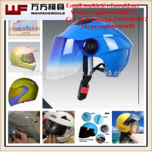 good quality injection half-face Motorcycle helmet cap Mould/High quality injection half-face Motorcycle helmet cap mold