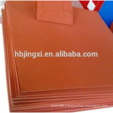 Heat Resistance Silicone Rubber Sheeting , Heat Resistant Silicone Sheet