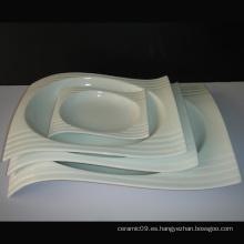 Placa de porcelana (CY-P12787)