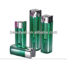 15ml 30ml 40ml 50ml Botella cosmética sin acrílico de acrílico