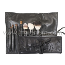 Basic Use 7PCS Makeup Brushes with Natural Hair for Travel Set
