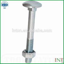 pernos de alta calidad de acero inoxidable sujetadores de Hardware de fábrica customed precio