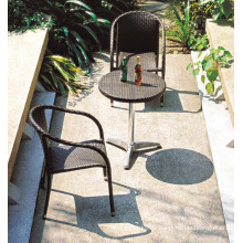 Bistro Set Outdoor Garden Furniture Rattan Furniture