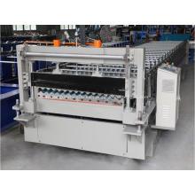 Máquina formadora de láminas de techo corrugado SUF 18-75-975