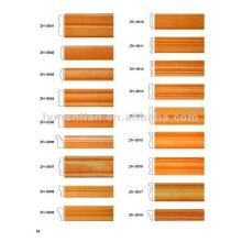 geschnitzte Design-Holzformteile