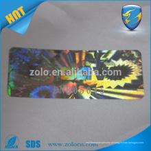 Etiqueta 3D VOID autocolante / holograma adesivo / segurança VOID sticker