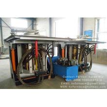 Intermediate Frequency Induction Melting Furnace, Steel Shell