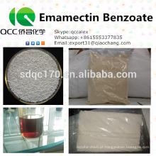 Agrotóxico / insecticida de qualidade superior Benzoato de emamectina 70% TC 5% WDG, WSG 2% EC CAS 155569-91-8