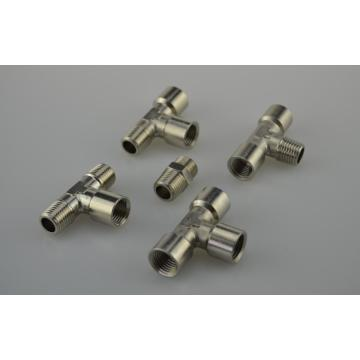 Air-Fluid MNPT Male Brass Hex Nipples