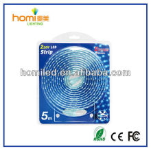 5m/reel led tape lighting blister package