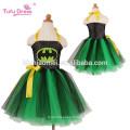 Bébé bambin filles robe fleur princesse de mariage partie pageant fantaisie tutu robe