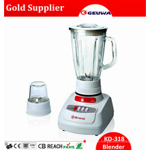 300W Motor with Glass Jar Blender (KD-318)
