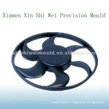 fabricante de molde de ventilador de plástico