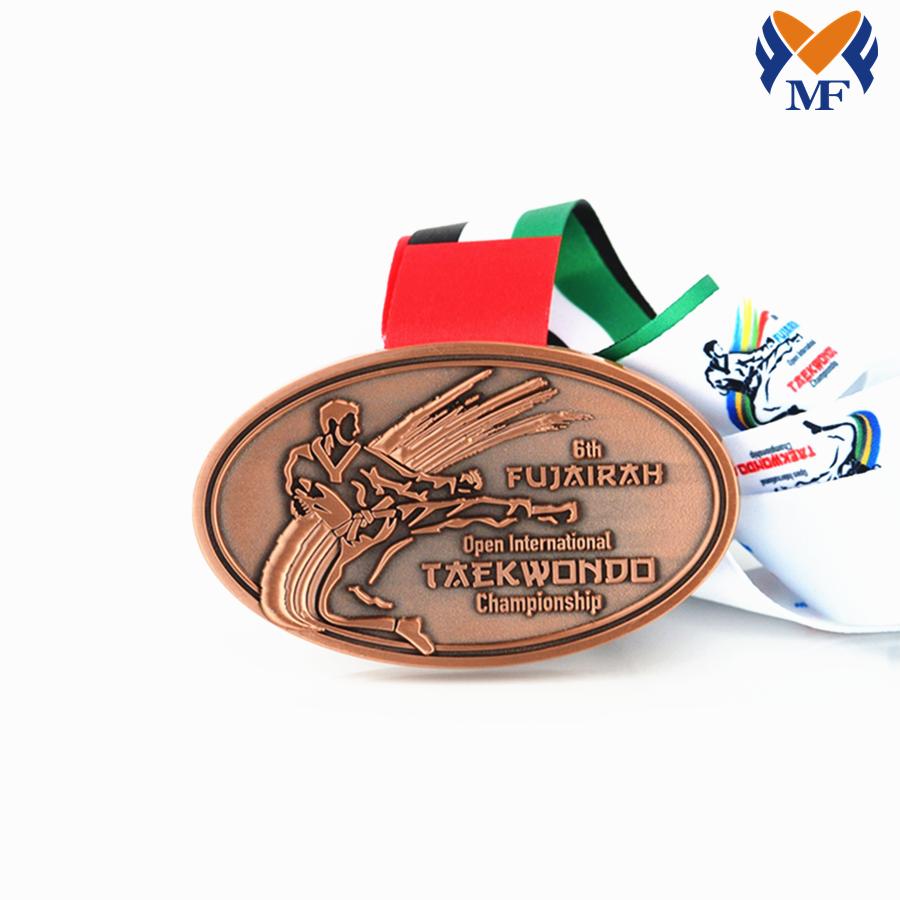 Bronze Championship Medal