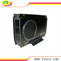 "3.5"" USB2.0 hdd case with air fan"