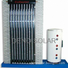 Split Heat Pipe Pressurized Solar Hot Water Heater