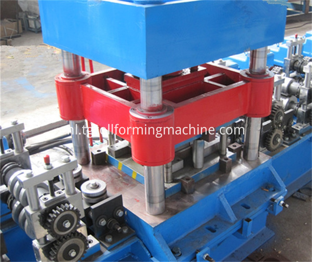 Steel Grape Stake Making Machine