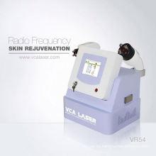 La radiofrecuencia médica de la estrella del rf de la aprobación del CE para la piel aprieta la eliminación de la arruga