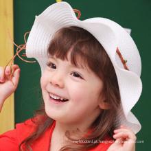 Grande chapéu Brimmed do verão da forma