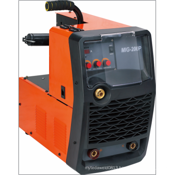 MIG200 CO2 gas shielded welding machine