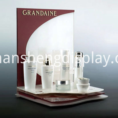 Acrylic Cosmetic Trays