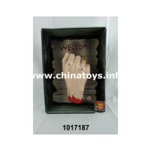 Mão elétrica doorplate decoração de halloween (1017187)