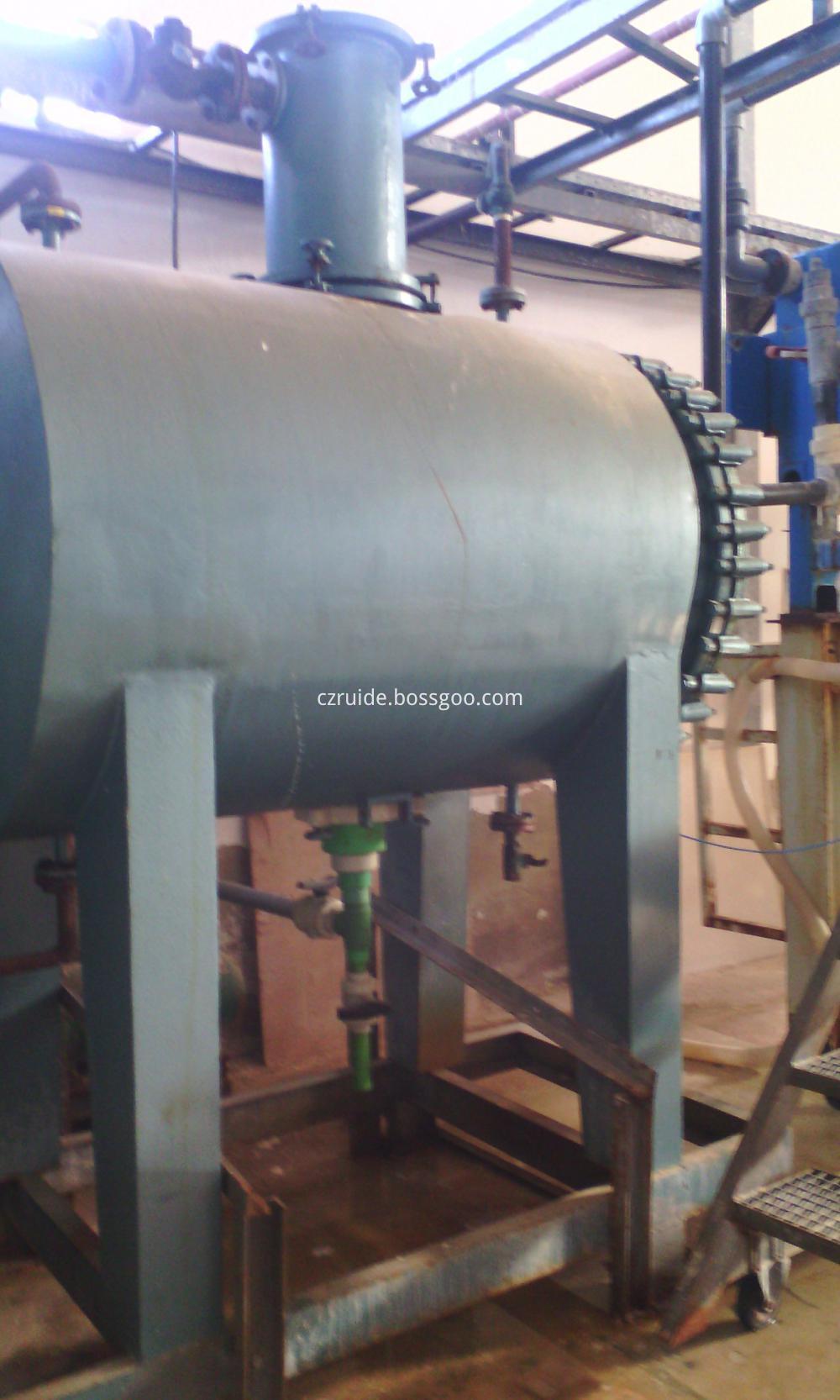 Rotary Vacuum Dryer for Drying Amino Acid Fermented Liquid