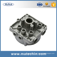 Zamak 3 de alta precisão personalizado para peças de usinagem de fundição sob pressão