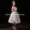 Новое Прибытие Элегантный Розовый Леди Гуанчжоу Вечернее Платье Оптом