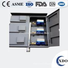 Compteur d'eau extérieur en acier inoxydable IT003 protéger la taille de la boîte