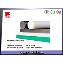 Hohe Qualität CNC Bearbeitung Kunststoff Rod / Polyamid Bar