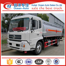 China Lieferant DFAC mobile Tank Tankwagen Kapazität