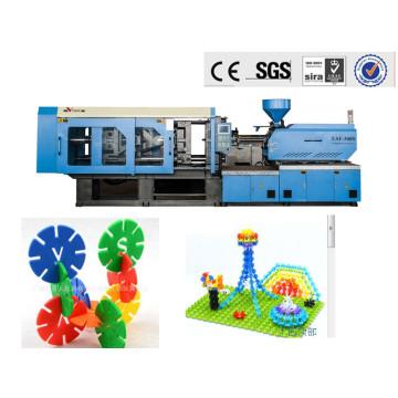Inserções plásticas que fazem a máquina