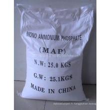 Nh4h2po, carte, engrais de phosphate de dihydrogène d'ammonium de haute qualité CAS: 7722-76-1