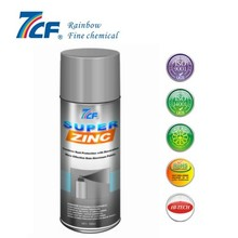 spray zinc compound