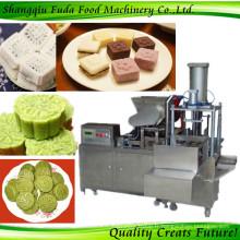 Machine de gâteau de haricots verts à 3 couches The Flour Grains Molded Cake Maker