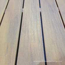 Decking WPC de co-extrusion pour piscine