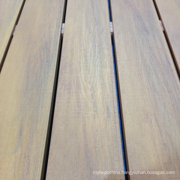 Co-Extrusion WPC Decking for Swimming Pool