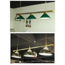 Benutzerdefinierte gute Qualität billig führte Billardtisch Licht