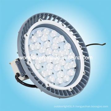 90W CE Approuvé Excellent et Eco-Friendly Économiseur d'Energie Haute Puissance LED High Bay Lamp qui peut remplacer une lampe aux halogénures métalliques 400W